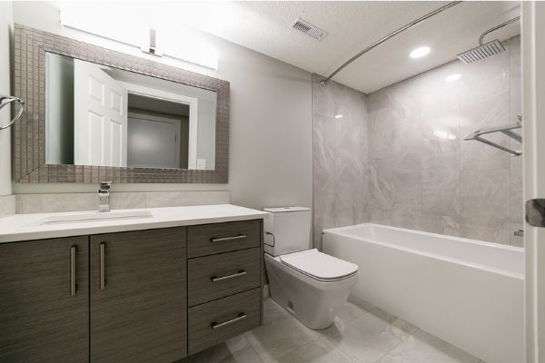 Edmonton Basement Suite Renovation