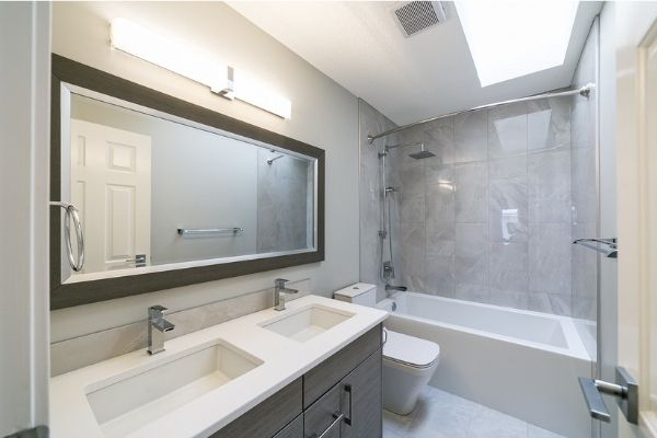 Bathroom Remodel Edmonton - MODE Contracting