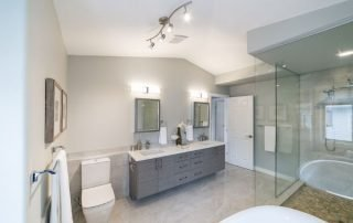 Edmonton Bathroom Renovations - MODE Contracting